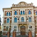 CH (kémia) épület