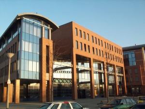 Informatika épület
